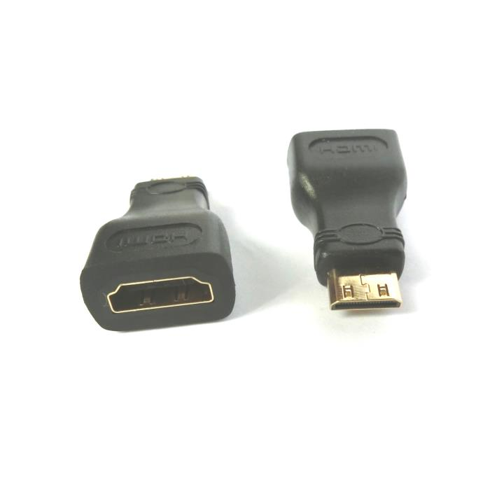 Micro HDMI adapter M/F Aculine AD-032