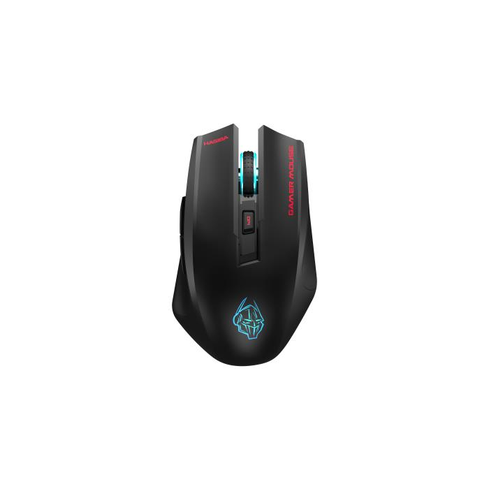 Mouse ZEROGROUND WIRELESS MS-1400WG V2.0 HASIBA