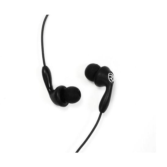 Earphone Remax RM-505 Black with microphone