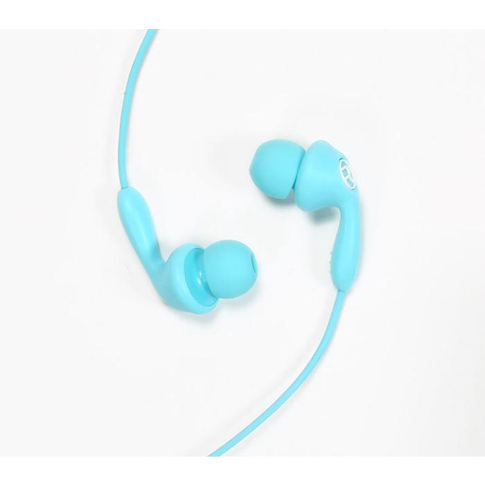 Earphone Remax RM-505 Blue with microphone