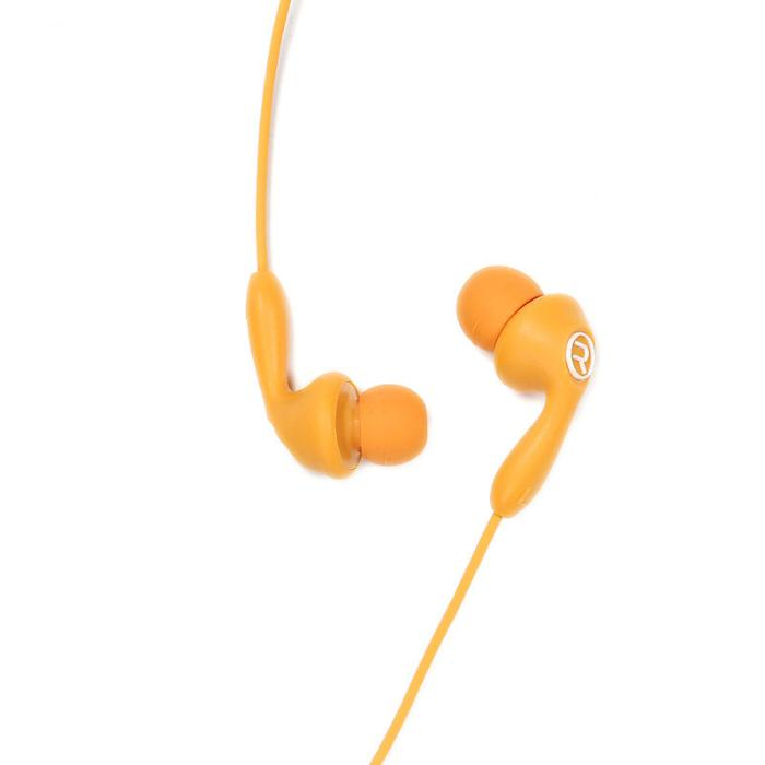 Earphone Remax RM-505 Orange with microphone