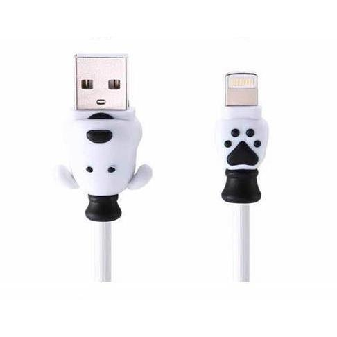 Charging Cable Remax i6 White 1m Fortune RC-106i