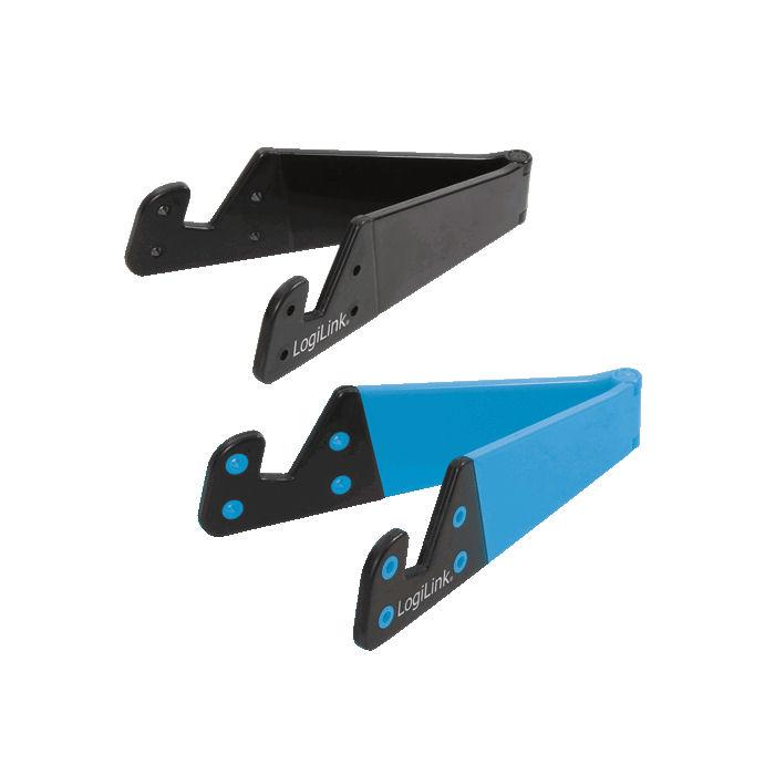 Stand Smartphone/Tablet Black/Blue