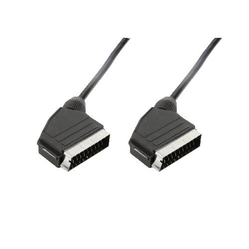 Cable Scart M/M 1.5m LogiLink CA1020