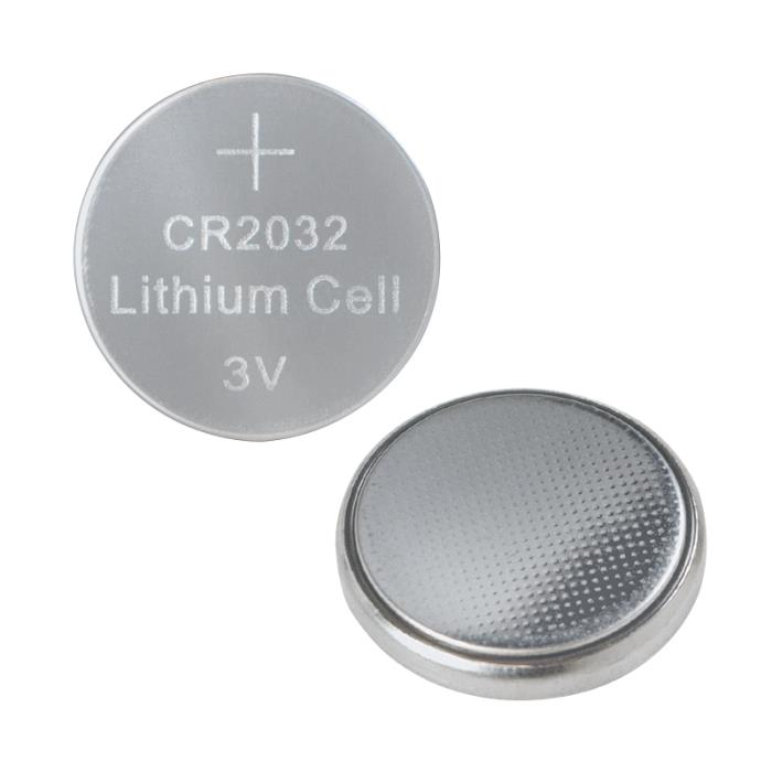 Battery Lithium Logilink CR2032 10pcs