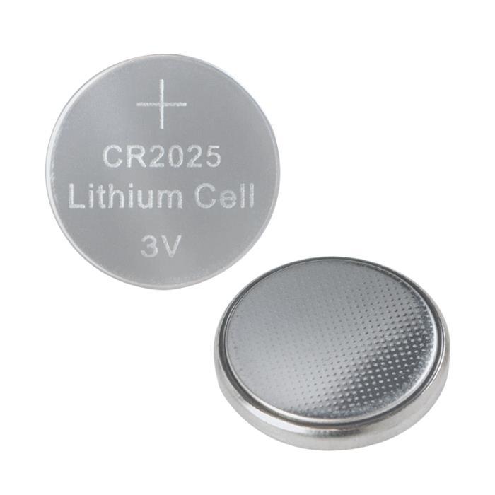 Battery Lithium Logilink CR2025 10pcs
