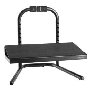Footrest Adjustable Logilink EO0007