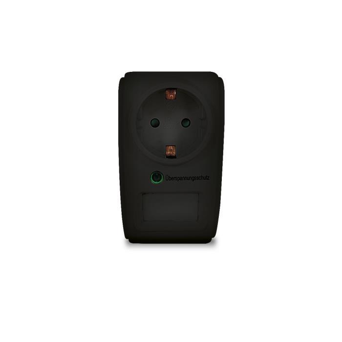 Protection Socket 1 x Schuko Power On