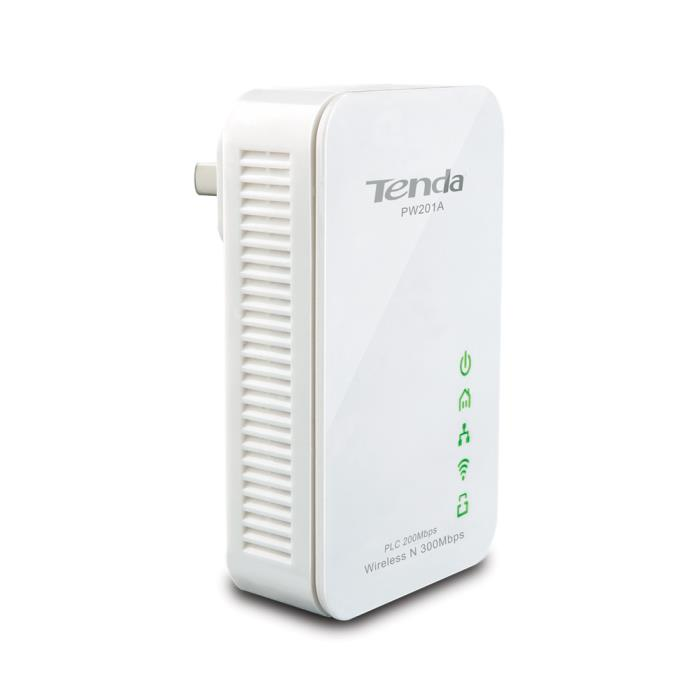 PowerLine Wireless N 300Mbps Tenda PW201