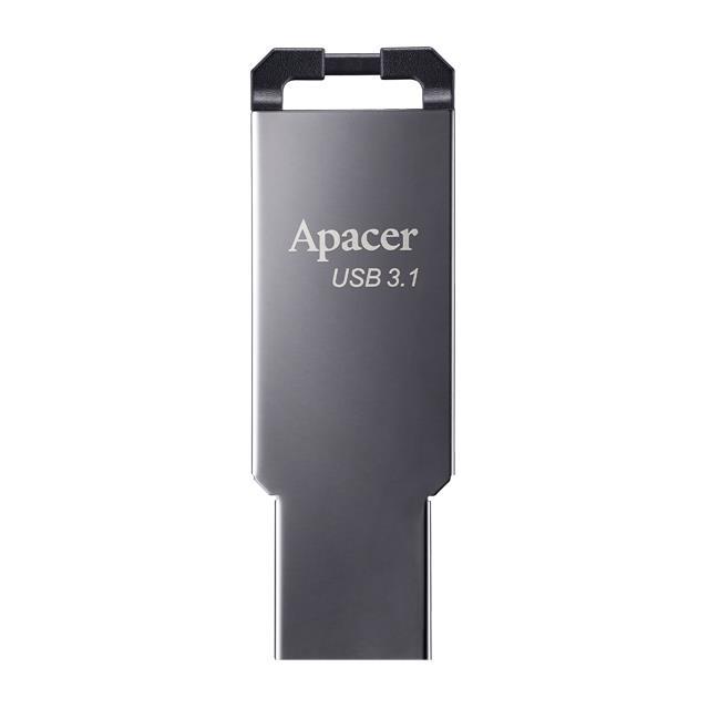 Usb 3.1 Gen1 Flash Drive 64GB Apacer AH360 Ashy RP