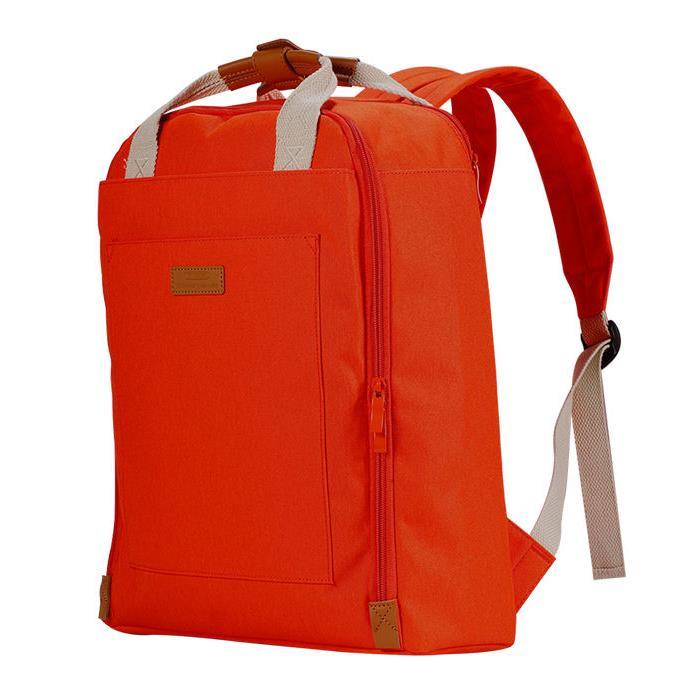 Double Laptop Bag WK Orange WT-B02