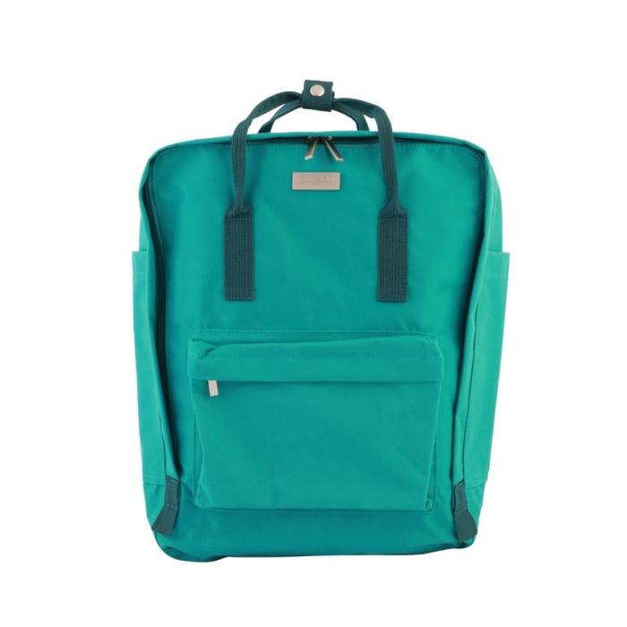 Double Laptop Backpack WK Blue WT-B10