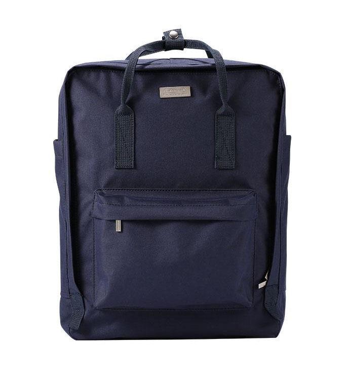 Double Laptop Backpack WK Dark Blue WT-B10