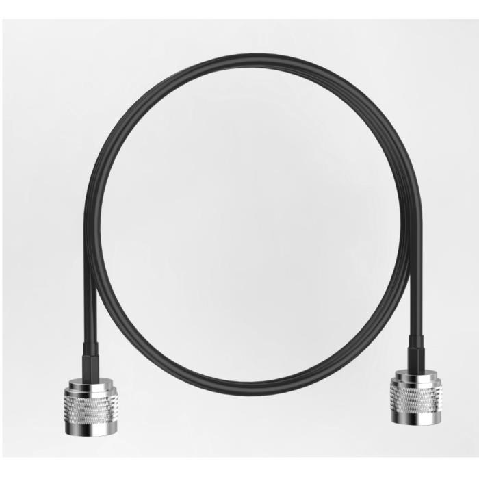Cable Antenna N to N Pigtaill LMR200 1m WIS-PT100N